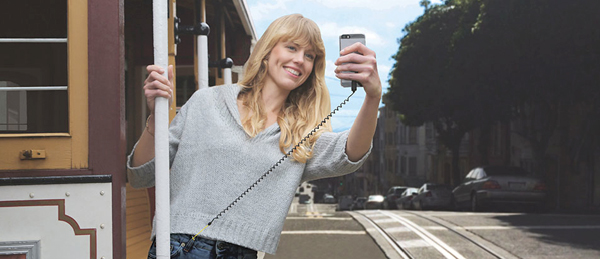 Keep Your iPhone On A Tight Leash With The Kenu Highline Case