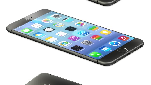 The Latest Apple 'iPhone 6' Concept Features A Curved Design