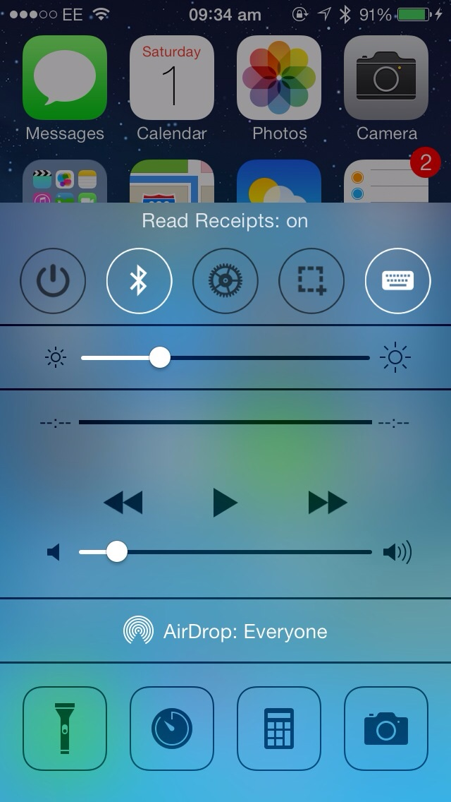 Cydia Tweak: How To Quickly Toggle Read Receipts Under iOS 7