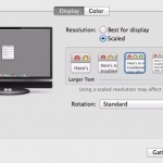 Apple's OS X 10.9.3 Beta 1 Brings 'True' Retina Support For External 4K Displays