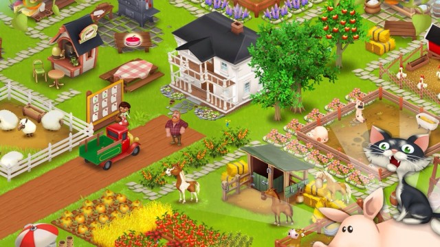 Supercell Updates Hay Day With More Land Expansions And More Eggciting Goodies