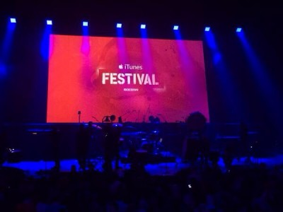 First US iTunes Festival Kicks Off At SXSW With Apple Execs In Audience