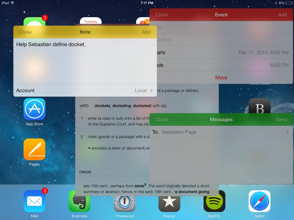 Cydia Tweak: ProWidgets Promises To Take iOS Multitasking To The Next Level