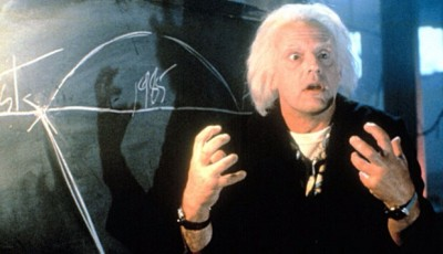 If Doc Brown Owned An iPad mini, This Is How He'd Have Used It
