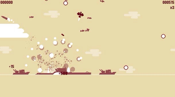 Luftrausers Is Coming To The Mac And PC On March 18