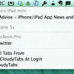 This Useful Mac App Can Bring iCloud Tabs To The OS X Menu Bar