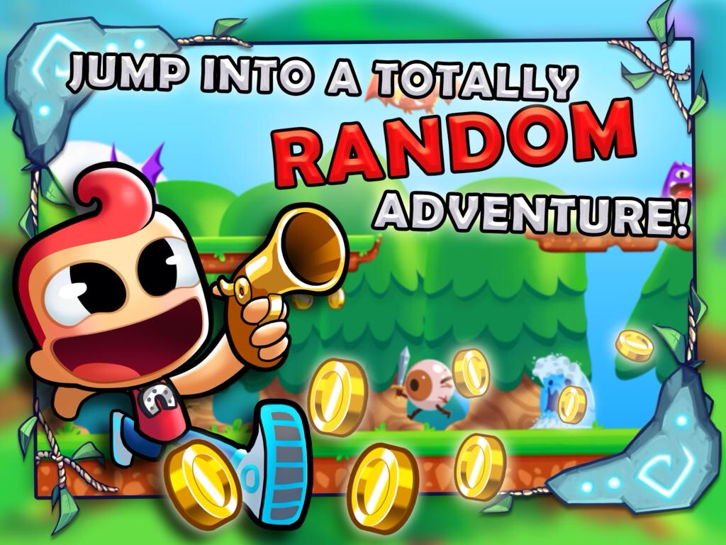 Go To Adventure Land And Go On A Rogue Run With Random Heroes In This New iOS Game