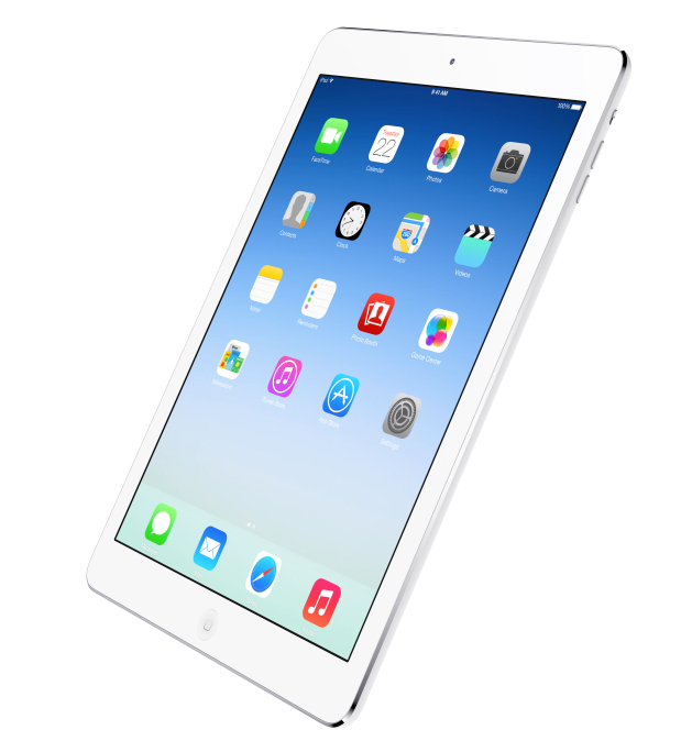 Apple Is Offering Refurbished Versions Of The iPad Air At Its Online Store