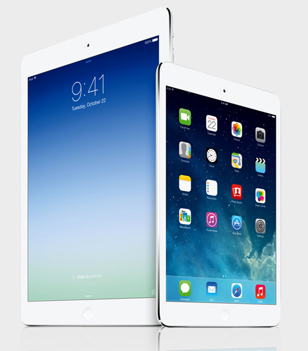 Apple's Just Released iOS 7.1 Supports Two New iPad Models