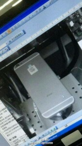Three Images Leak Purportedly Showing Apple's 'iPhone 6'
