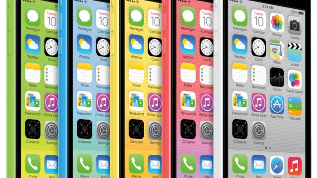 Analyst: Apple's Launch Of The 8GB iPhone 5c Internationally Is 'Ultimately Irrelevant'