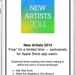Apple Is Giving Away Some Free Music