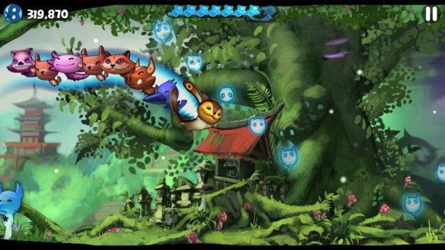 Save These Adorable Animals From The Darkness In Tanuki Forest