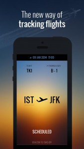 Keep Track Of Your Flights In A Beautiful Way With Flight - Live Status & Weather