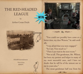 Win The Full Version Of Sherlock: Interactive Adventure And Unlock A Mystery