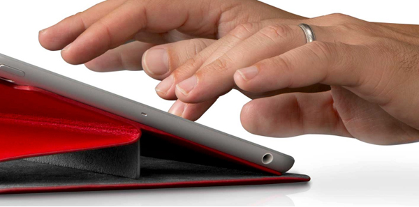 Twelve South Introduces A SurfacePad For The iPad mini