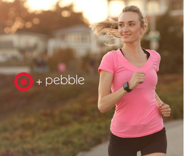 The Pebble Smart Watch Is Now Available At Target