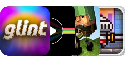 Today's Best Apps: Glint, StackMotion, Block Fortress: War And More