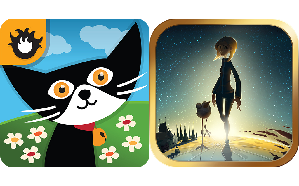 Today's Best Apps: Pixel And Parker And Perils Of Man: Chapter 1