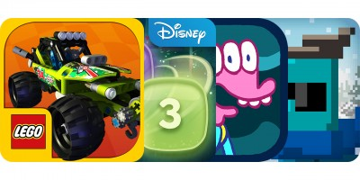 Today's Best Apps: LEGO Technic Race, Lost Light, Glorkian Warrior And More
