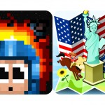 Today's Best Apps: Boomber And USA Illustrated Atlas