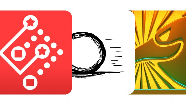 Today's Best Apps: Symbol Link, Roll Back Home And Adventure Beaks