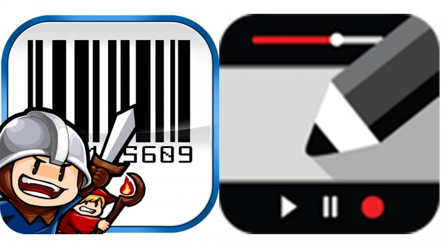Today's Best Apps: Barcode Kingdom And Noteology