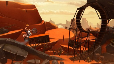 Trials Frontier Is Coming To iOS On April 10, New Trailer Hits The Web
