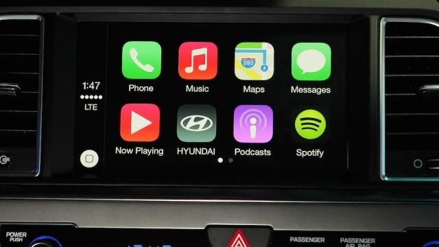 Apple CarPlay Technology Is Coming To The 2015 Hyundai Sonata