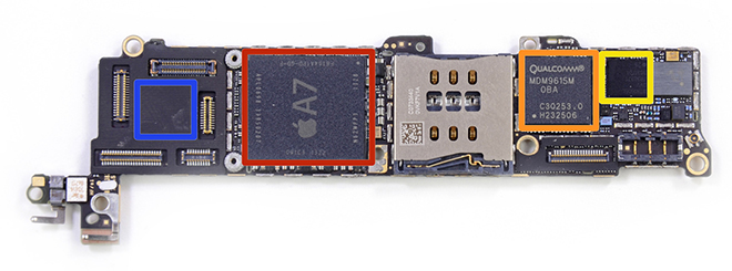 Apple-Designed Baseband Chips Probably Won't Happen Until 2015