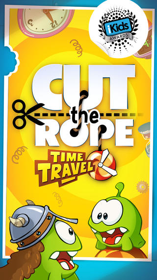 Cut The Rope: Time Travel Updated With New Asian Dynasty Destination