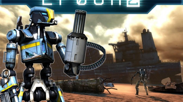 Here's How You Can Get The Acclaimed Robocalyptic Cover Shooter Epoch 2 For Free