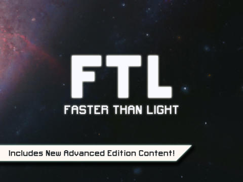 Acclaimed Roguelike-like Space Sim FTL: Faster Than Light Lands On iOS