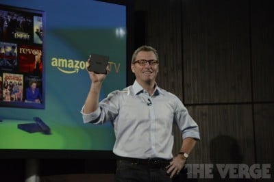 Amazon Unveils Its fireTV Featuring Voice Search, Games And More