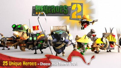 Squash Your Enemies In Bug Heroes 2's New Tower Defense Mode