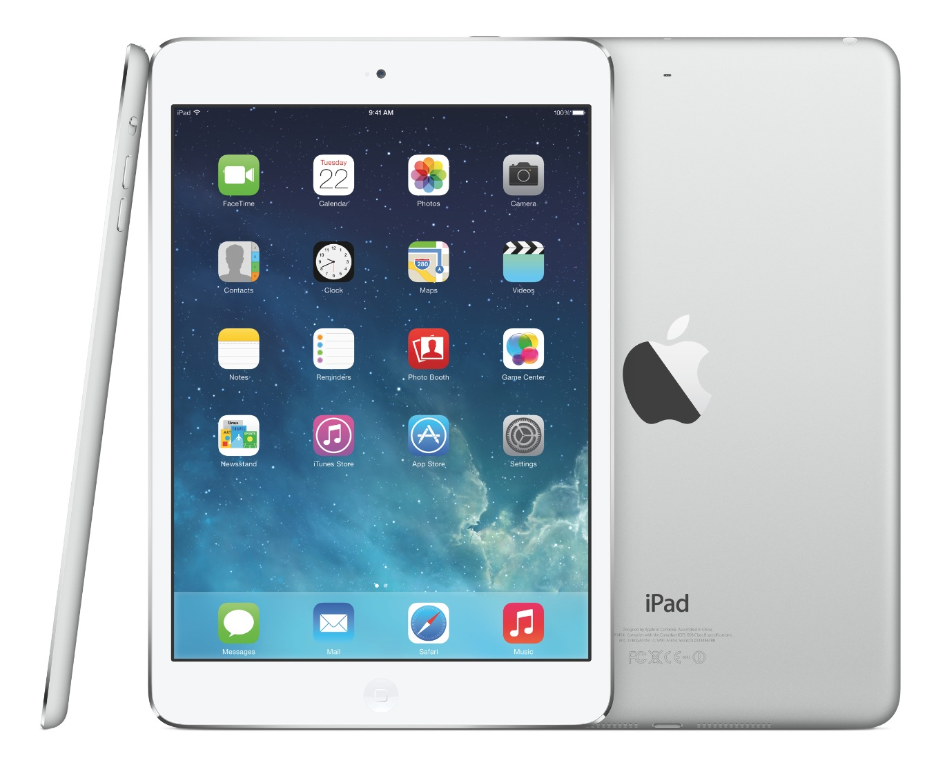 Apple Launches TD-LTE iPad Air, iPad mini Models In China