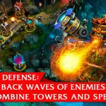 Defenders Tower Defense Game Gets New Survival Level, Rewards And More