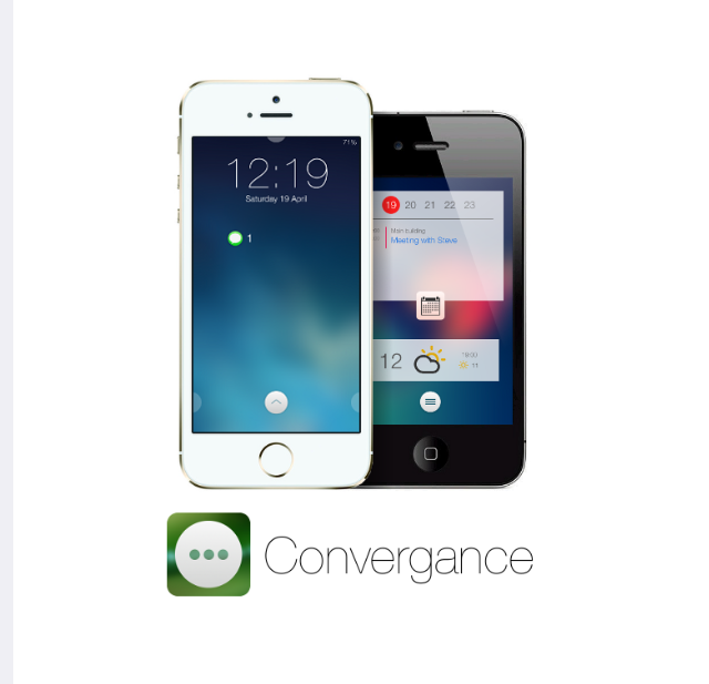 Cydia Tweak: Convergance Promises An All-In-One Lock Screen Replacement
