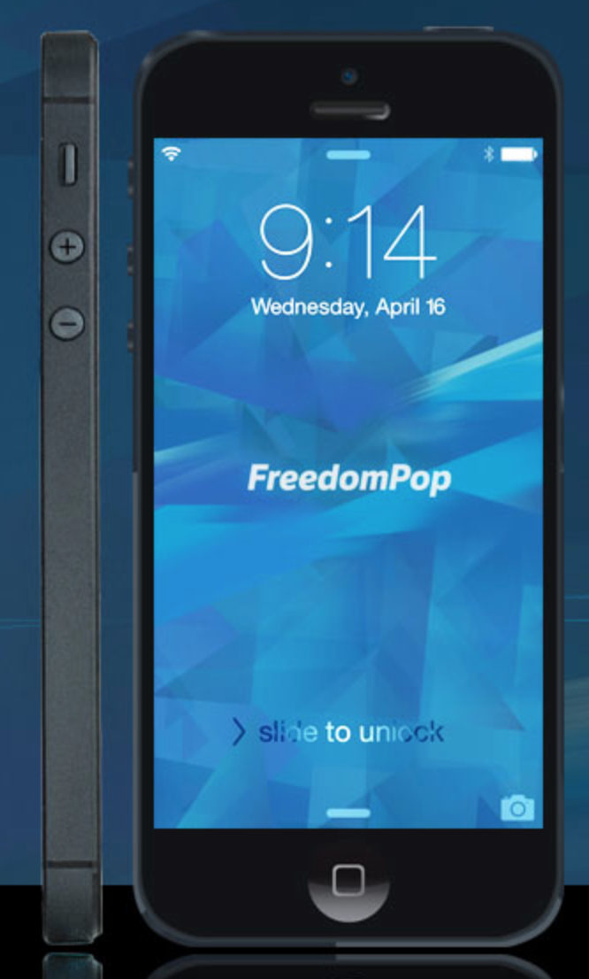 iphone 5 no contract freedompop adds iphone 5 iphone 4 to its free no contract 14543