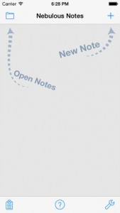 Nebulous Notes Finally Gets An iOS 7-Optimizing Update