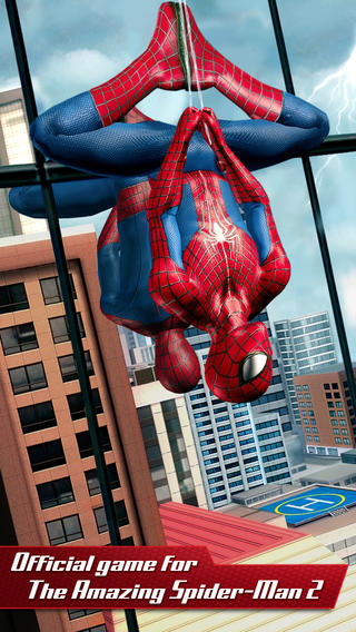Gameloft S The Amazing Spider Man 2 Swings Onto The App Store
