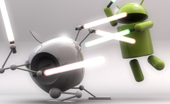 Apple, Google Competing For Exclusive Mobile Games From Developers