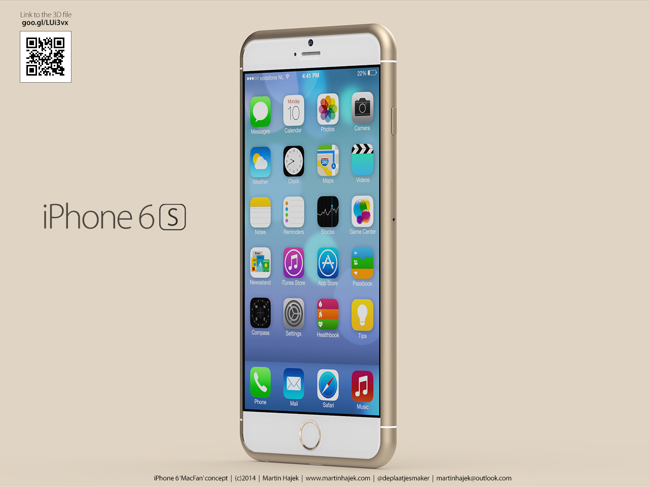 What Would An iPhone 6s And iPhone 6c Look Like?