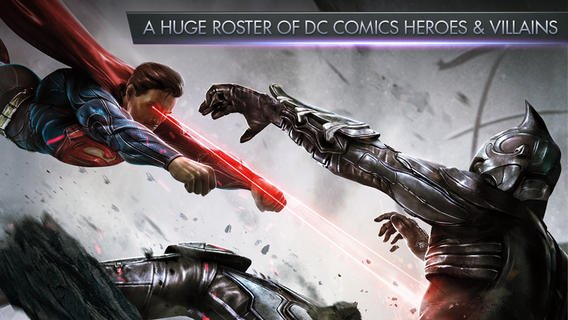 Injustice: Gods Among Us Gets A Huge Update Adding Online Battles, Characters And More