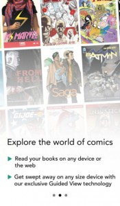 Following Amazon Acquisition, ComiXology Launches A New Read-Only iOS App