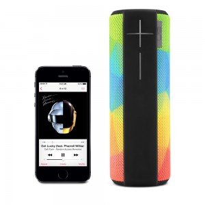 The New UE Boom Crystal Edition Speaker Is Available Only Through Apple