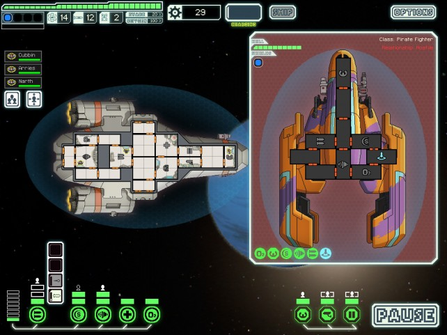 Can You Make It To Federation HQ Without Dying? Find Out In FTL: Faster Than Light On iPad