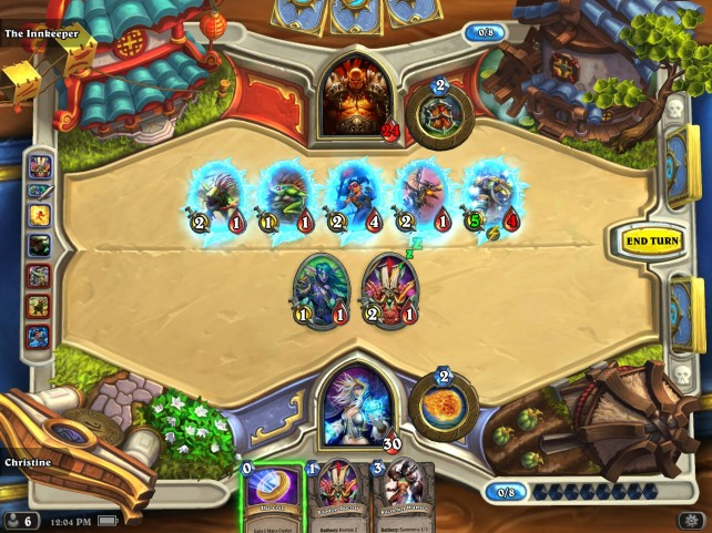 Take A Break From Saving Azeroth By Playing Hearthstone, Now On iPad