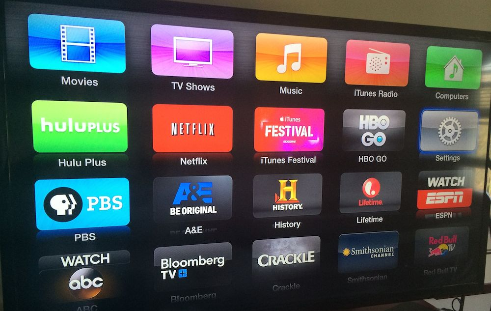 The Apple TV Has Three New Channels