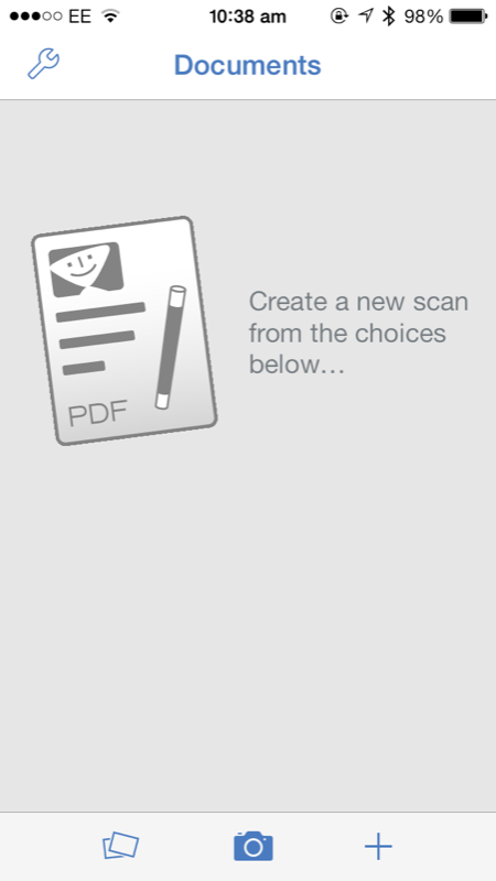 Smile's PDFpen Scan+ Gets Updated For iOS 7, Adds Refreshed UI And More